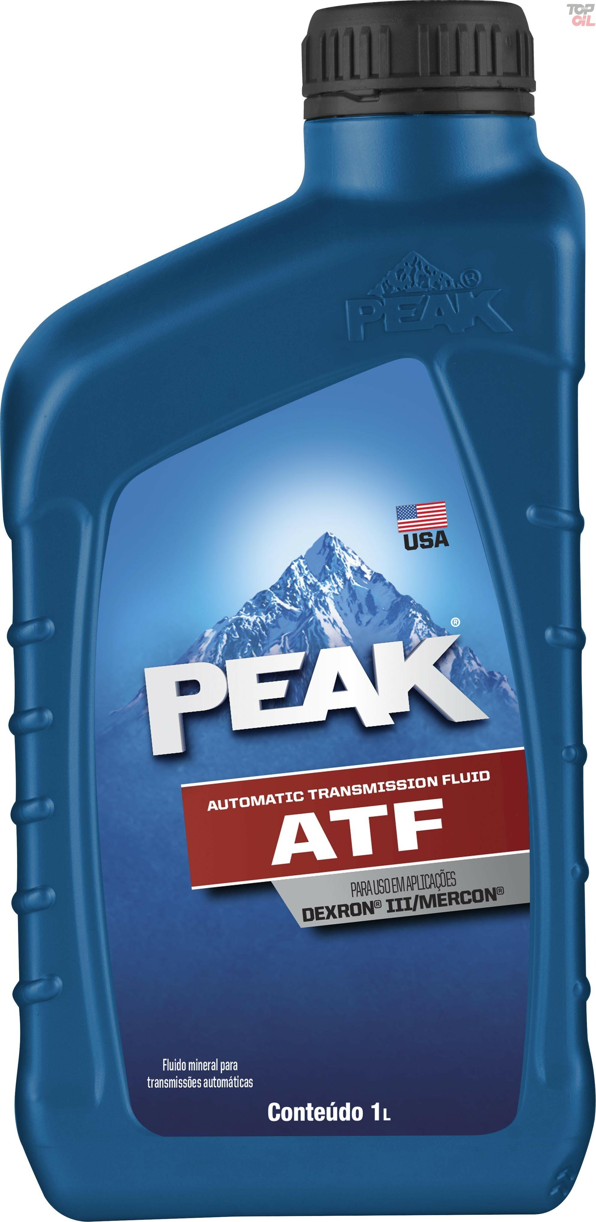 Oleo de Cambio  Peak ATF DEXRON III/MERCON (MINERAL) - 1 litro