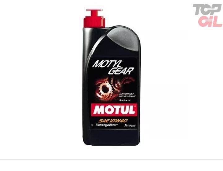 Oleo de Cambio Motul MOTYLGEAR 10W40 1 litro