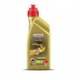 Oleo de motor Castrol POWER 1 RACING 4T 10W40 - 1 litro