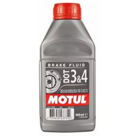 Fluido de freio Motul DOT 3&4 500ML