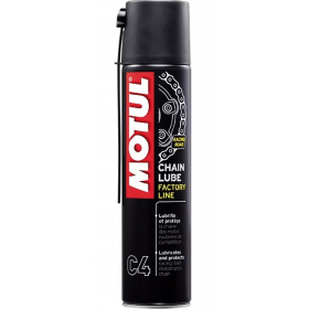 Spray Motul MC CARE C4 Chain Lube Lubrifica a corrente 400m