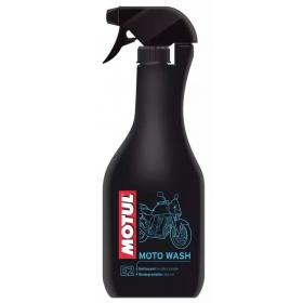 Spray Motul MC CARE E2 MOTO WASH Desingraxante, anticorrosao e protetor 1 litro