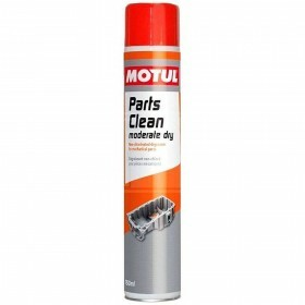 Spray Motul Workshop Range PARTS CLEAN Limpador de peças e metais 750 ml