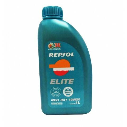 Oleo de motor Repsol ELITE NEO Semi Sintetito 4t BXT 10W30