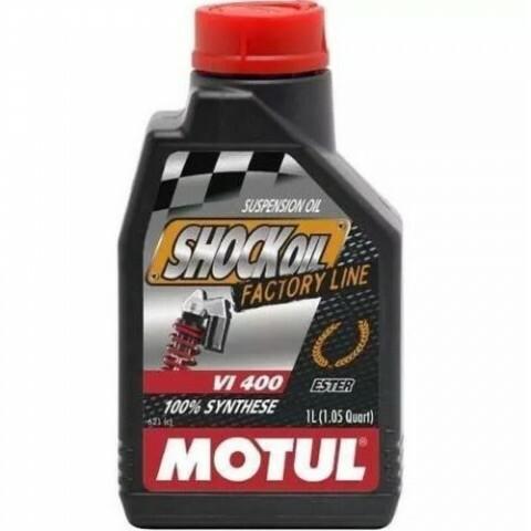 Óleo de amortecedor Motul SHOCK OIL FL 1 litro