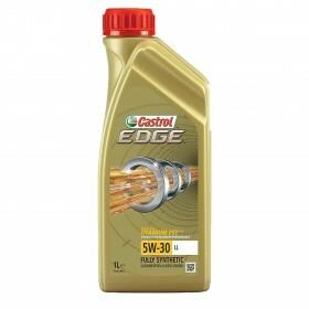 Oleo de motor Castrol EDGE 5W30 LL - 1 litro