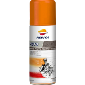 Spray Repsol M.BRAKEY PARTS CONTACT CLEANER - Limpeza de freios e disco
